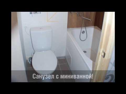 Квартира-нора 8 кв.м. в Новосибирске
