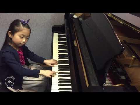 第70屆校際音樂節 冠軍🏆 HKSMF 70th Piano 2018 Grade 1 Class 101 Cradie Song No.17 op. 117, Cornelius Gurlitt