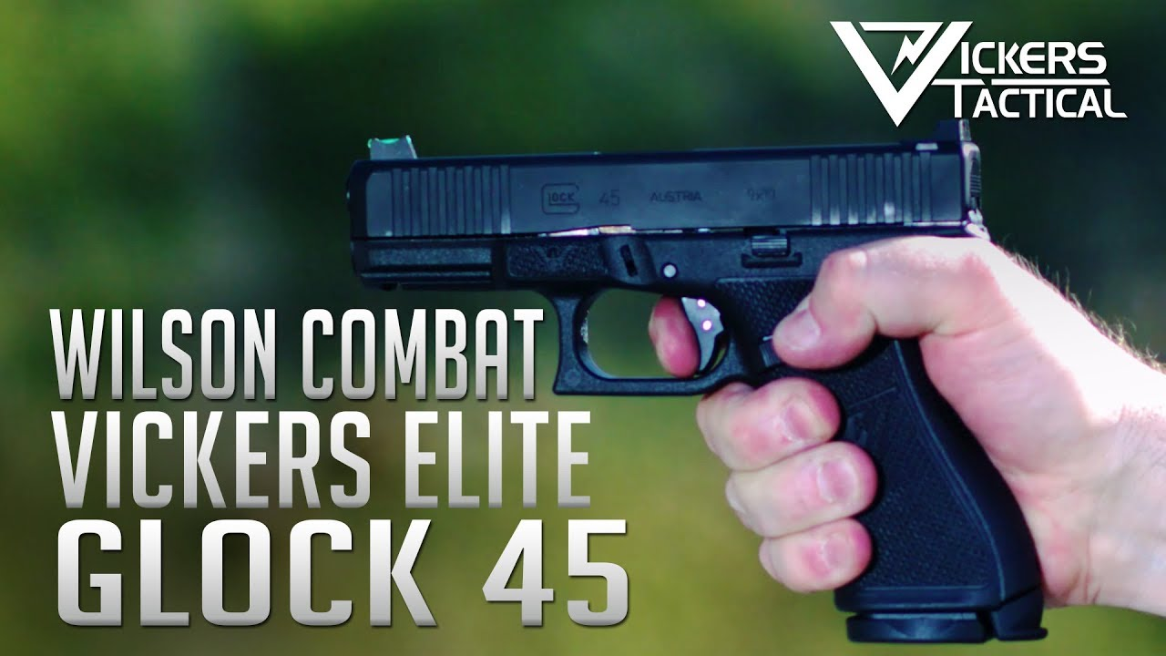 Vickers Elite Package For GLOCK® - Wilson Combat