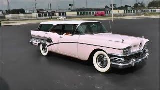 1958 Buick Century Caballero Estate Wagon