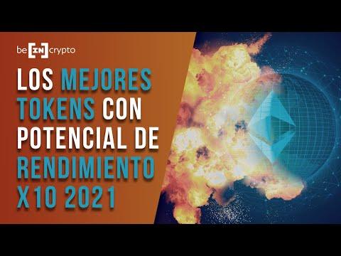 Las mejores CRIPTOS con potencial de X10 2021 | Análisis Técnico Semanal