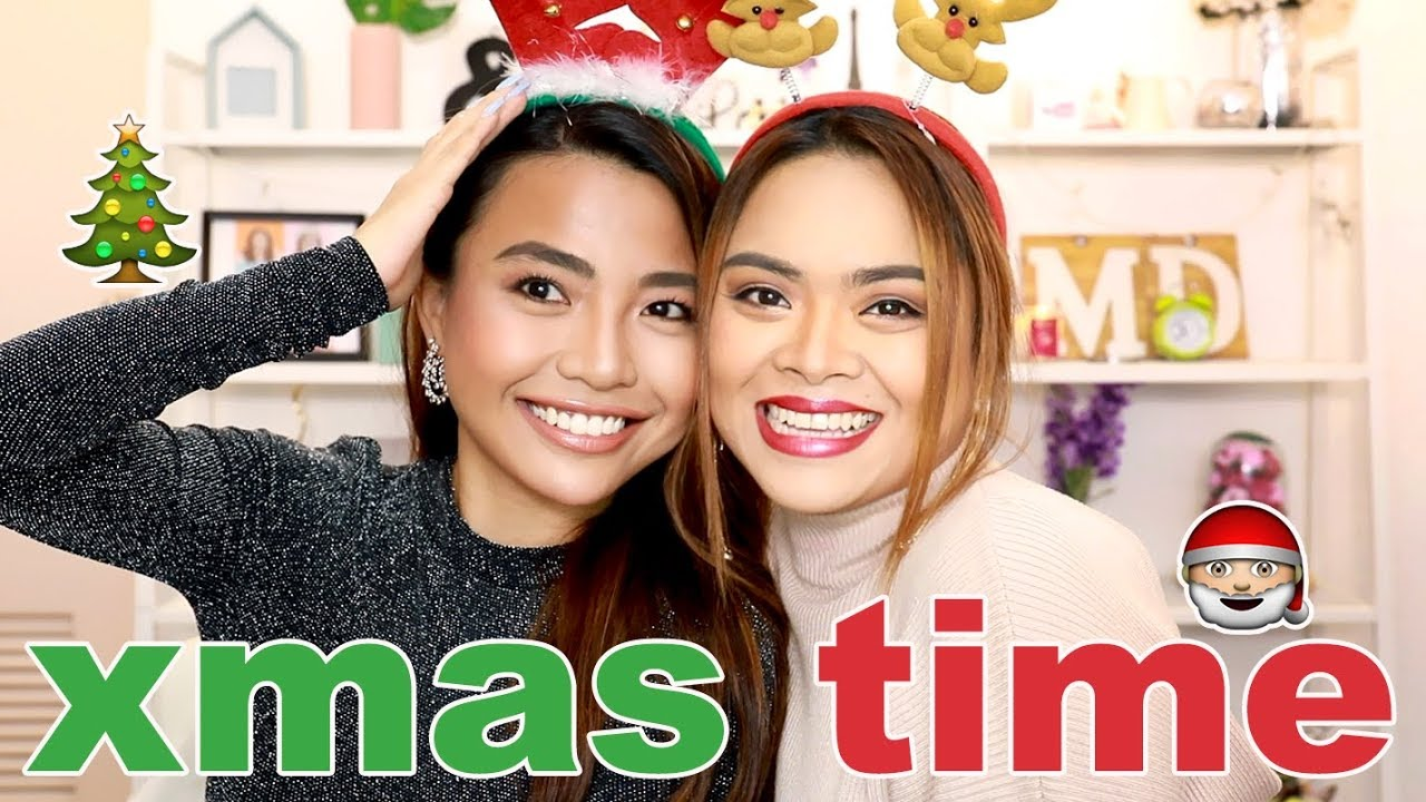 Bff Grwm Christmas Party 2018 With Kayeee Youtube The trend of christmas party names has evolved and everyone is coming up with something great! youtube
