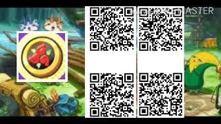 Yokai Watch 3 Qr Codes