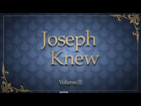 Book of Mormon Evidence — Joseph Smith Knew