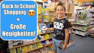 Schulsachen kaufen ✏️ Back to School Shopping | Mama & Sohn Tag | Eis Essen | XXL VLOG | Mamiseelen
