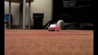 Papercraft R/C Nissan Cube