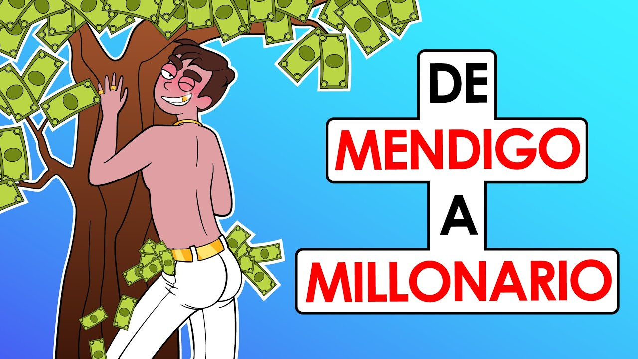 Fui ladrón, viví en la calle y ahora soy millonario || Esta es mi historia