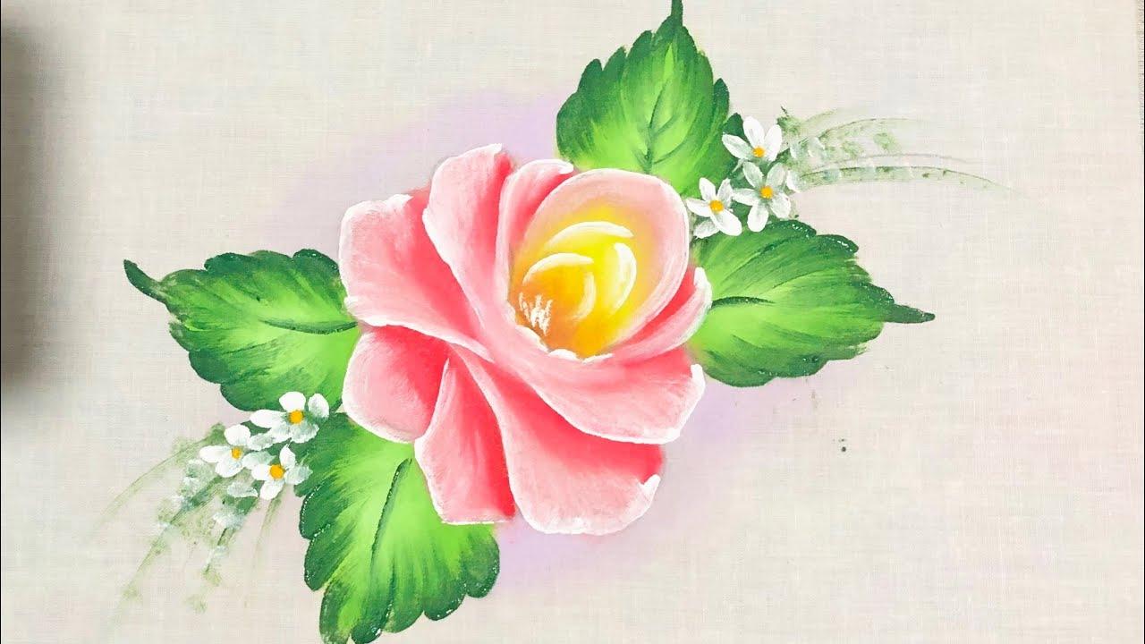 Aula de rosas para iniciantes