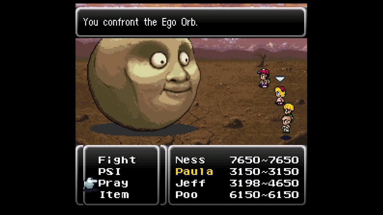 What if EarthBound was in Final Fantasy VI? (Rom Hack)