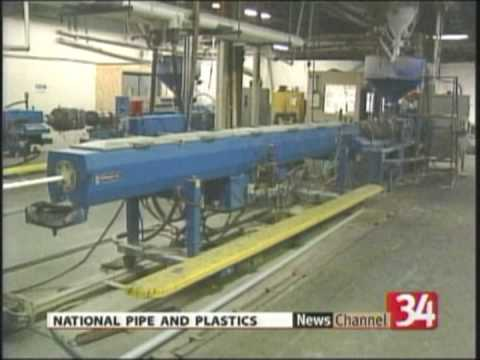 National Pipe and Plastic 1:16