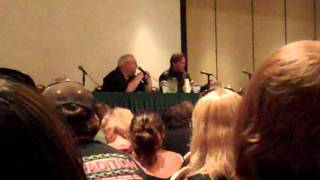 Cary Elwes QA at Monster Mania 2011