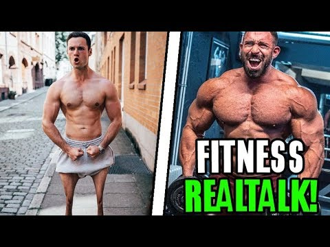 Inscope21 Fitness INTERVIEW mit KEVIN WOLTER💪🏻😱 ❘ Inscope21 Realtalk thumbnail
