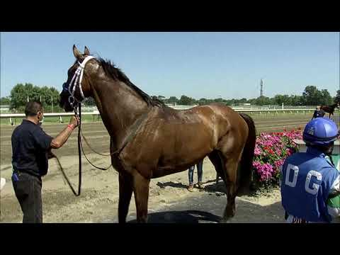 video thumbnail for MONMOUTH PARK 07-18-20 RACE 7