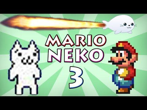 Syobon Action 3 - Mario Neko 3 (Cat Mario 3) - มาริโอ้แมวเหมียวร้อยชีวิต