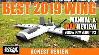 BEST 2019 FPV WING - ZOHD DART XL - FPV, LOS, MANUAL, iNAV - COMPLETE REVIEW