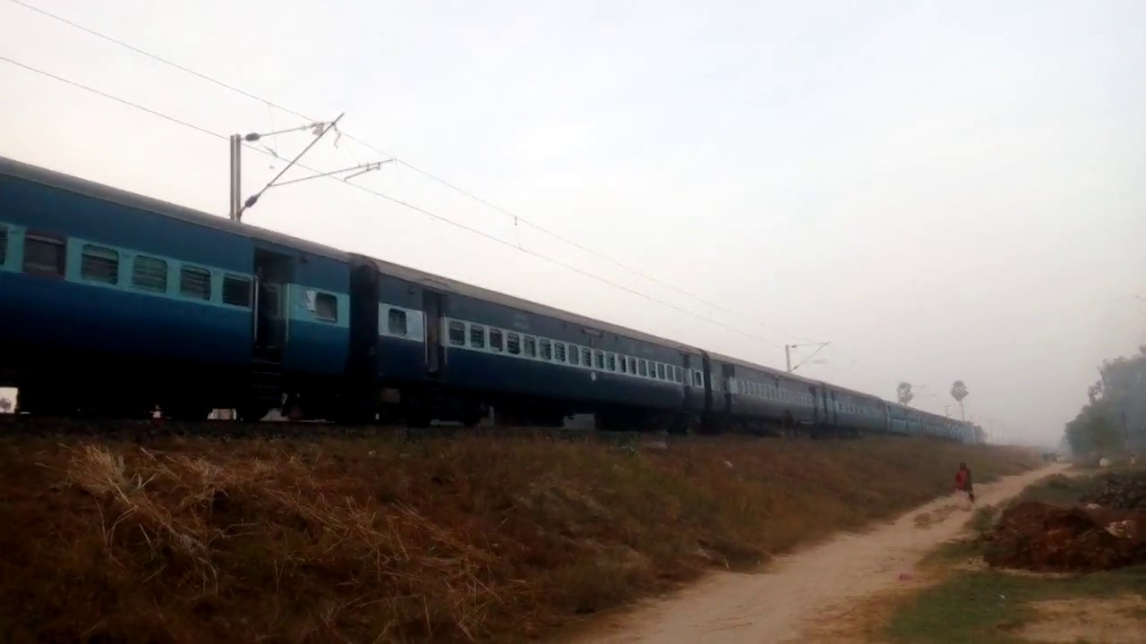 18191 up down 18192/Utsarg Express - Farrukhabad to Chhapra