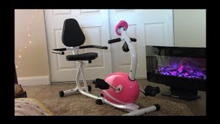 NEW YEARS RES Review for Sunny Health & Fitness Magnetic Recumbent Exercise Bike (stationary) P8400