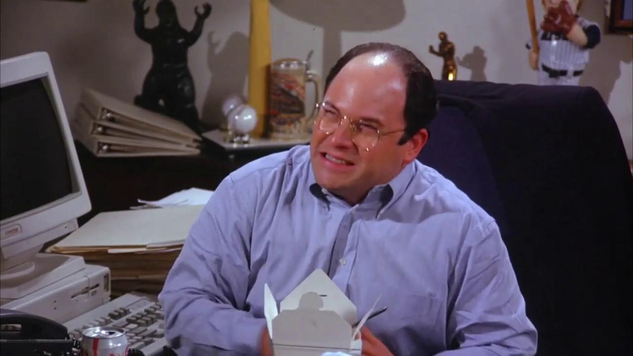 Download Seinfeld - George Looks Suspicious