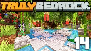 The Garden is Complete - Truly Bedrock - S1 E14 - Minecraft SMP