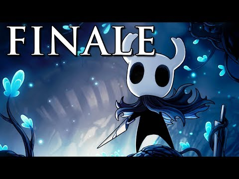 Let's Play Hollow Knight (FINALE) - Top of the Pantheon