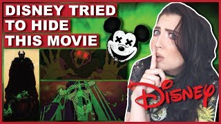 The Secret Movie That Disney Is TRYING TO HIDE From You