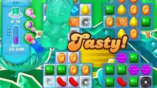 Candy Crush Soda Saga Level 991