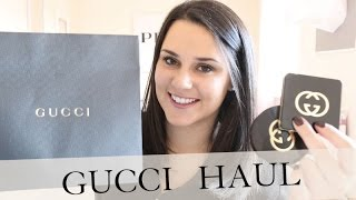 GUCCI BEAUTY : Haul + Démo maquillage - Cyrielle