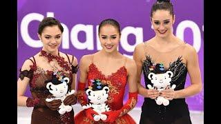 Zagitova wins Olympic figure skating gold, Russia's first