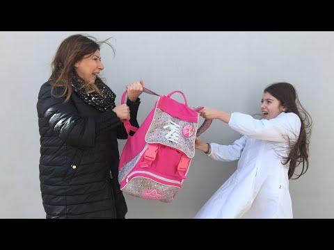 ELENA NON VUOLE PIÙ ANDARE A SCUOLA!! *scherzo A Mia Madre*