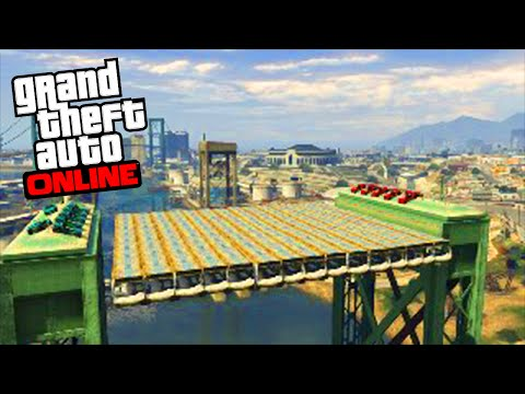 ELECTRIC CARS SKY DERBY GTA 5 ONLINE