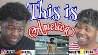 This is America Reaction | BlackFolksReact