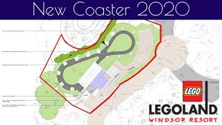 Legoland Windsor NEW COASTER 2020