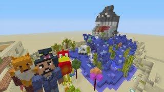 Minecraft XBOX - Hide and Seek - Shark Beach