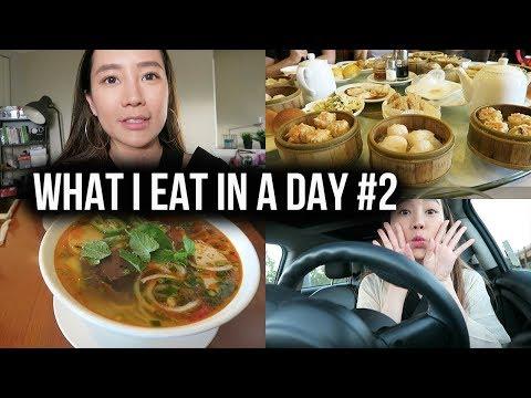 小廚娘日記:今天做了海鮮燉飯♡ | WHAT I EAT IN A DAY #2
