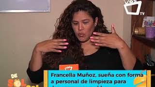 De migrante a empresaria: la historia de Francella Muñoz, propietaria de Serviplus
