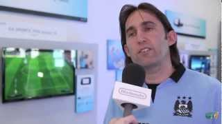 FIFA Soccer 13 - Wii U Preview Interview