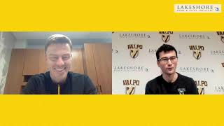 Valpo Men's Basketball Coaches Show