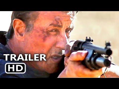 Play RAMBO 5 ATÉ O FIM Trailer Brasileiro LEGENDADO # 2 (Novo, 2019) Sylvester Stallone
