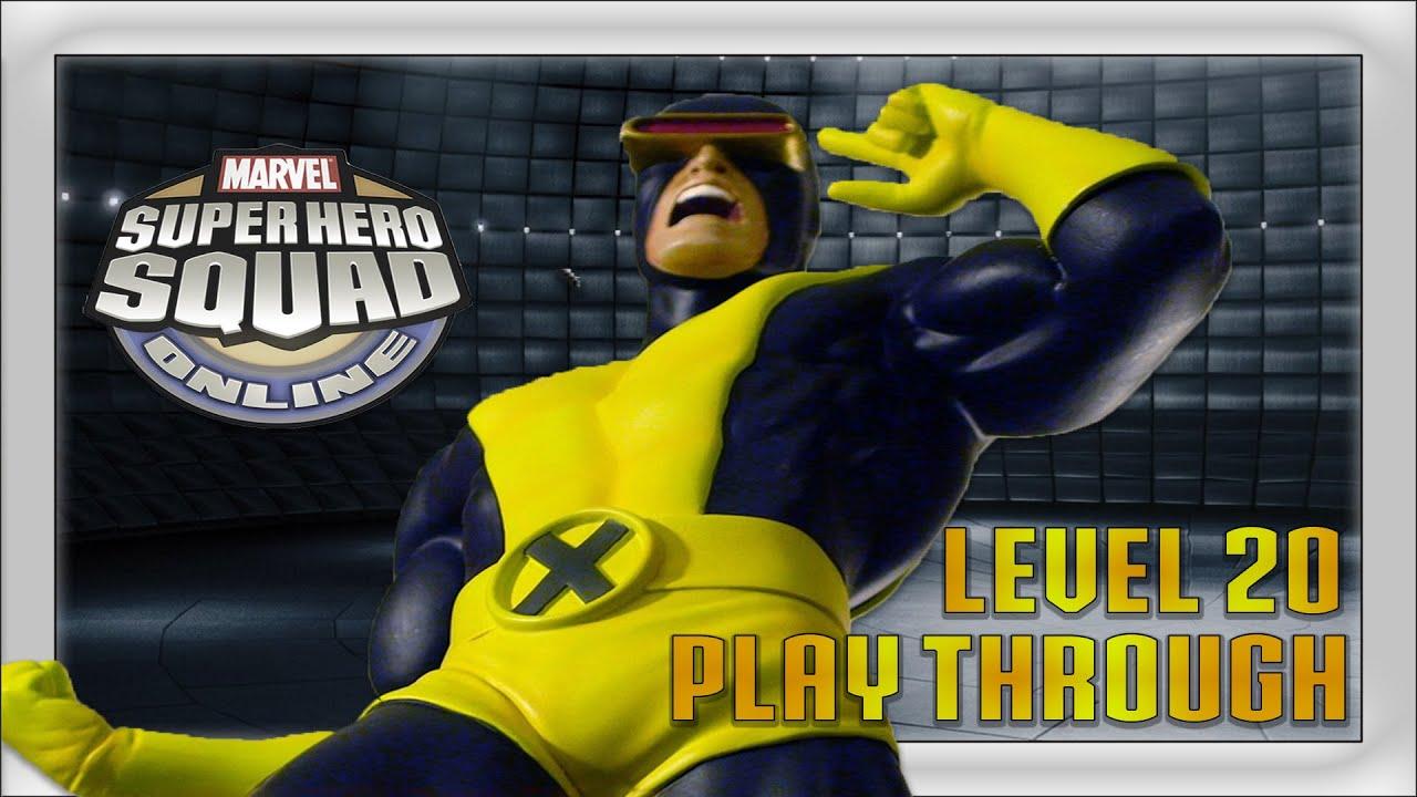 Login | HeroUp.com - Marvel Super Hero Squad Online ...