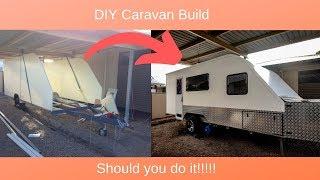 Diy Caravan Build Episode 1 Season 1