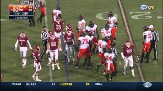 Bedlam 2014 Mason Rudolph and Overtime Highlights
