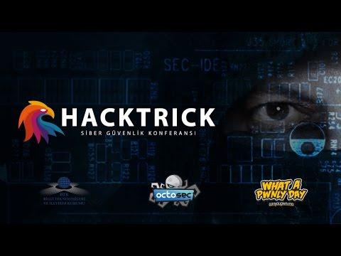 Hacktrick` 17 Siber Güvenlik Konferansı - 2
