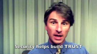 Security for Small Business Selling Online - Tip # 35 - Trust, privacy and tools