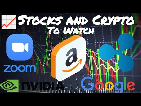 Top Stocks and Crypto to Watch This Week(Lockdowns,Vaccine News)