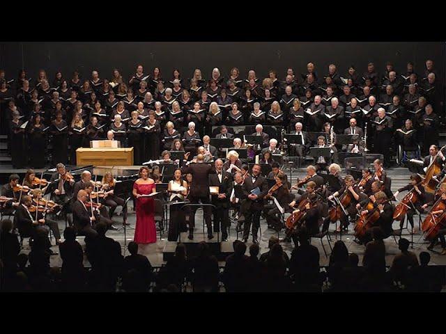 Hallelujah - La Jolla Symphony and Chorus