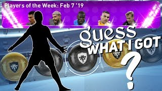 Featured players pack opening in pes 19 || guess what I got from trick