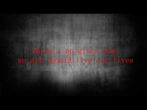 Smash Into Pieces - Higher (lyrics)