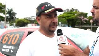 Sérgio Avallone   Após SS5   Rally Vale do Paraíba 2016