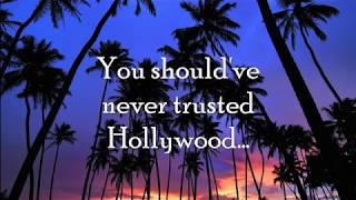 System of a Down - Lost In Hollywood (Lyrics) [HQ]