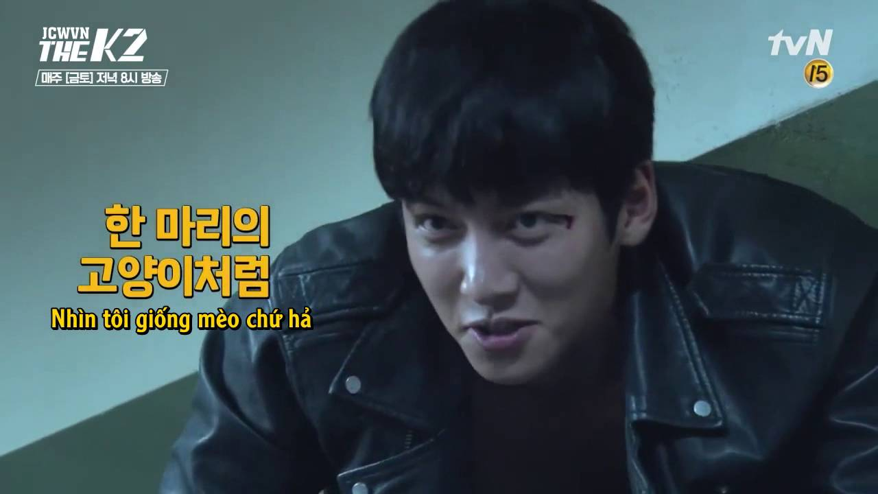 Vietsub Ji Chang Wook Action Scene